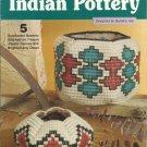 The Needlecraft Shop Plastic Canvas Indian Pottery leaflet 843031