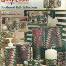 Quick Count Plastic Canvas  Southwest bath Collections leaflet 53001
