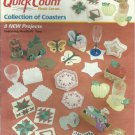 Quick Count Plastic Canvas  Collection of Coasters leaflet 53003