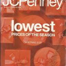 J C Penney Lowest Prices of the Season Christmas 2009 catalog