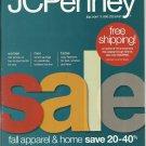J C Penney  Fall apparel & Home catalog 2010