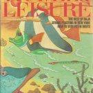 Travel & Leisure  magazine - Sept. 1976- The Best of Baja.
