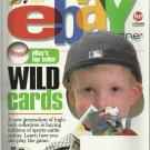 Ebay magazine- May 2000- wild Cards