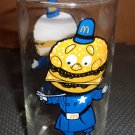 """Big Mac"" Collector Series McDonald Glass- Vintage.  From about the 1970s"