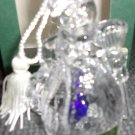 Marquis Waterford Frosty Snowman Bell Ornament