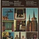 Odyssey Travel Magazine- September/ October 1976- Vol. 9 No. 5- Manhatten