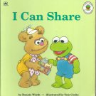 I Can Share by Bonnie Worth