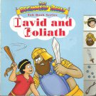 The Beginners Bible Tab Book Series David and Goliath