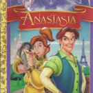 Anastasia- a golden book- adapted by Kari James- Softcover