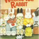 The Wrong-Way Rabbit by Teddy Slater- Hello Reader- Level 2