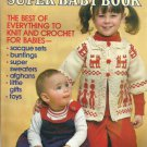 McCall's Super Baby Book- Vol. 1- to knit and crochet for babies