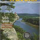 Southern Traveler magazine- July August 2017- Splish Splash