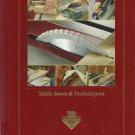 Table Saws & Techniques - Handyman Club of America 2010