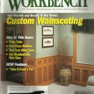 Workbench magazine- July/August 2000- Patio Table
