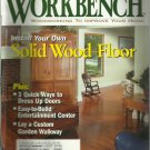 Workbench magazine- July/August 2001- Easy to build entertainment center