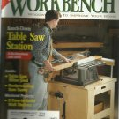 Workbench magazine- February 2002-easy to build wall shelves