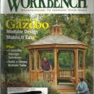 Workbench magazine-  May/June 2001- Build a cherry bedside table