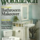 Workbench magazine- November/December 2001- easy to build utility bench