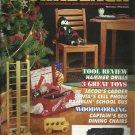 Workbench magazine-  November 1996-  Dining chairs