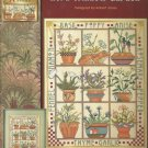 Herb Window Garden leaflet designed by Robert Jones Leaflet 3