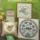 Classic Oriental Designs for counted cross stitch leaflet by Martha Schmidt