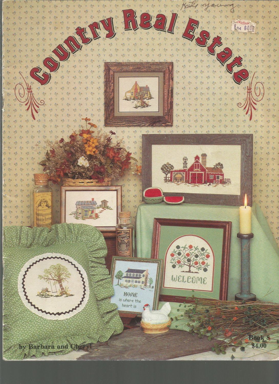 Country Real Estate leaflet Book 8 by Barbara and Cheryl