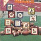 Football Heroes II leaflet  Book 2 designs by Harry D. Hedgepath