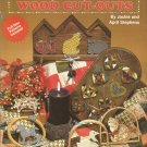 Crafty ways with Wood Cut-outs by Jackie and April Stephens # 8077 Plaid Booklet