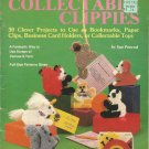 Needlework on Plastic Canvas Collectable Clippies by Sue Penrod booklet