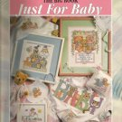 The Big Book Just for Baby- booklet  101 designs cross stitch