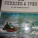 50 Currier & Ives Favorites suitable for framing.  Large poster size