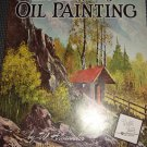The Magic of Oil Painting by W. Alexander- Art Books- #162