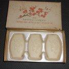 Avon Imperial Garden Perfumed Soaps - Boxed- Vintage