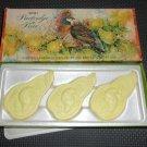 Avon Partridge 'n' Pear fragranced soaps - Boxed- Vintage