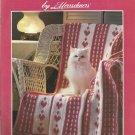 Afghan Patterns by Herrschners leaflet