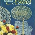 Coats & Clark's Book No. 155 Priscilla Doilies to crochet, Knit and tat