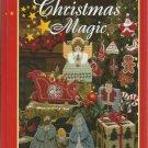 The Needlecraft Shop- Christmas Magic Plastic canvas- Hardback