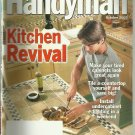 The Family Handyman-  October 2003- Annual Kitchen  and bath special