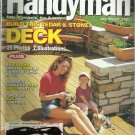 The Family Handyman- July/ August 2001- Tips for bug control