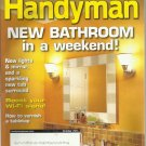 The Family Handyman-  October 2014- Learn how to build a garage