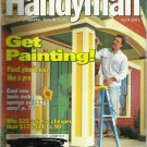 The Family Handyman-  April 2001- paint your house like a pro