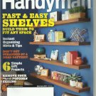 The Family Handyman-  December 2016/ January 2017 Winter- simple gift projects