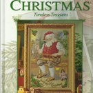 Better Homes and Gardens A Cross- Stitch Christmas- Timeless Treasures- Hardback