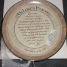 "Avon ""The Lord's Prayer"" Collectible Plate - Avon Exclusive c2002"