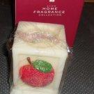 Avon Home Fragrance Collection- Holiday Splendor Spiced Fruit Pillar candle