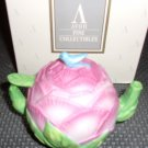 "Avon Season's Treasures Miniature Teapot Collection ""Peony""  - c1995"