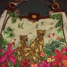 Avon Safari Tote Bag- - Avon Exclusive c2003
