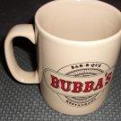 Bubba's Bar B Que Restaurant  Jackson Hole Wyoming  coffee cup