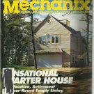 Home Mechanix magazine- Helps Homeowners save time and money- April 1989