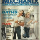 Home Mechanix magazine- Saves Homeowners Time and Money- April 1988